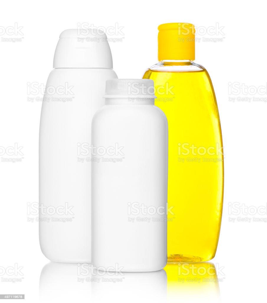 Baby hygiene stock photo