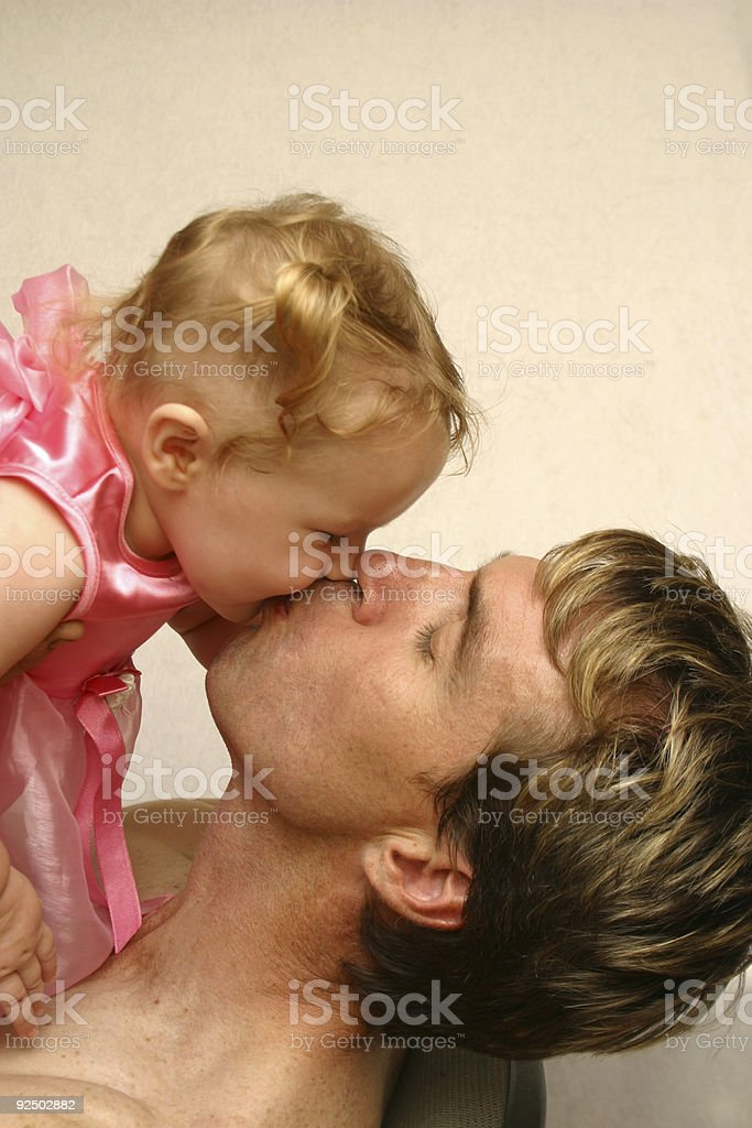 Baby Love royalty-free stock photo