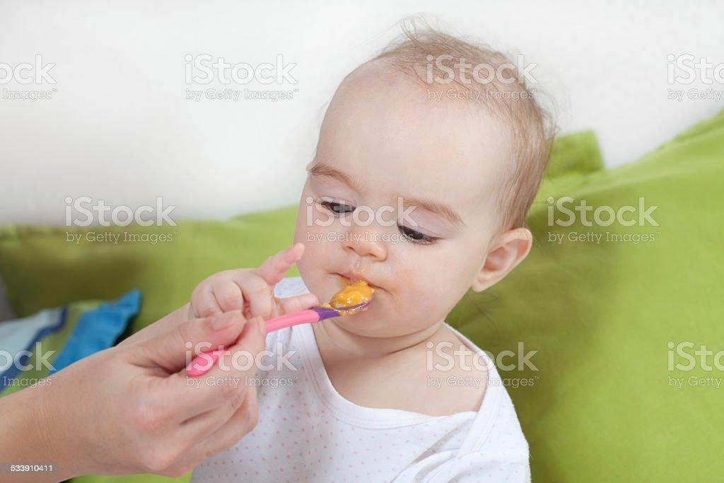 Baby-Essen – Foto