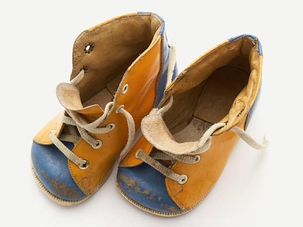 baby alten Schuh – Foto