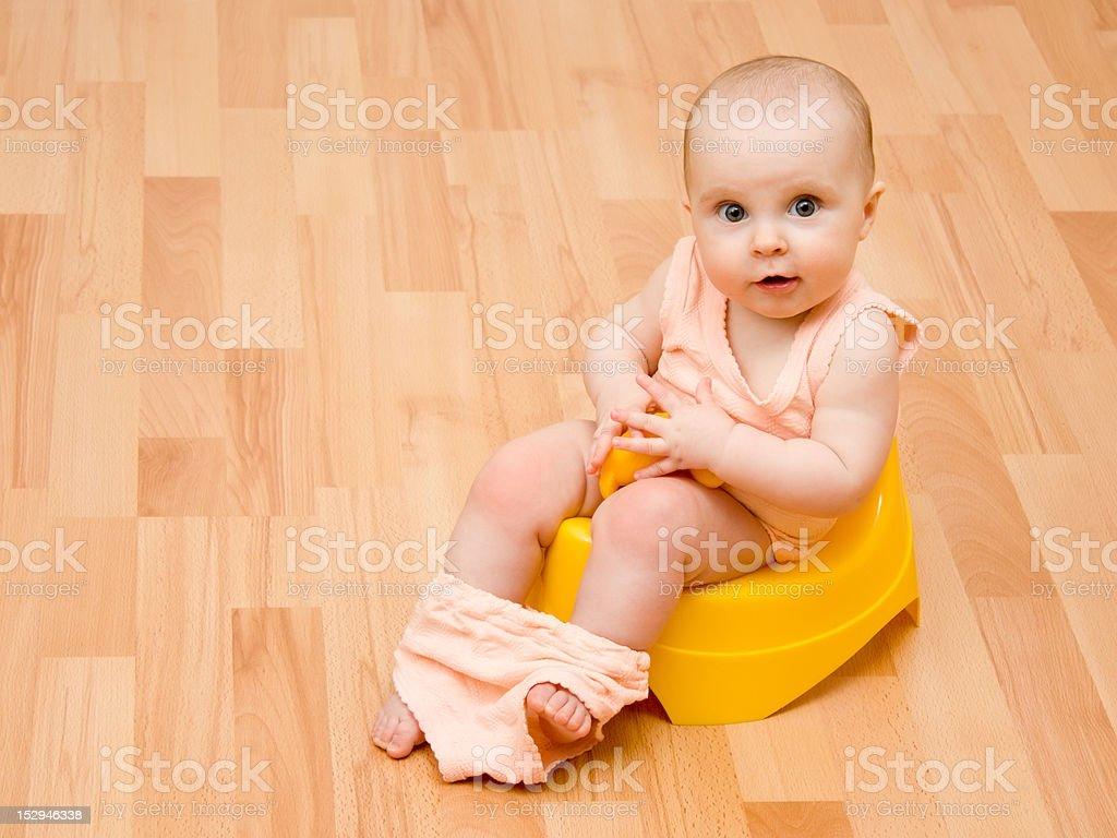 Bebé - foto de stock
