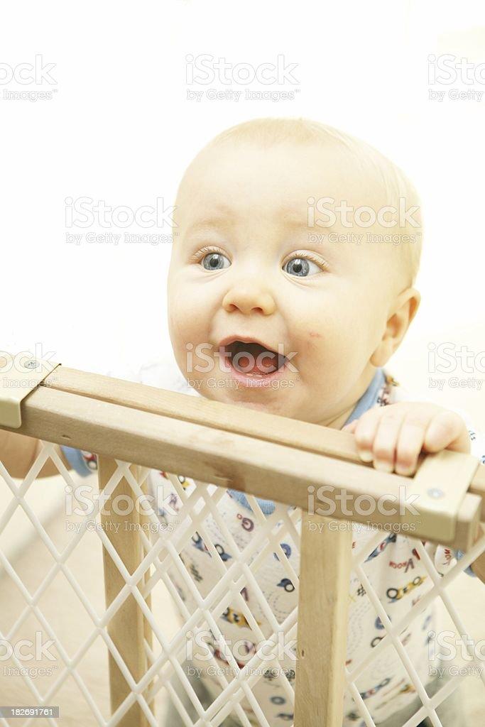 Baby royalty-free stock photo