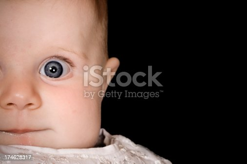istock Baby portrait (5 month old) 174628317