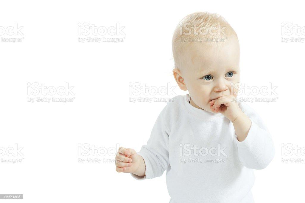 baby portrait royalty-free stock photo
