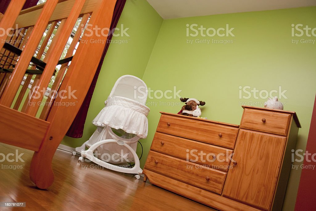 Baby room royalty-free stock photo