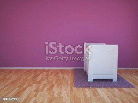 1213866189 istock photo Baby room 186328989