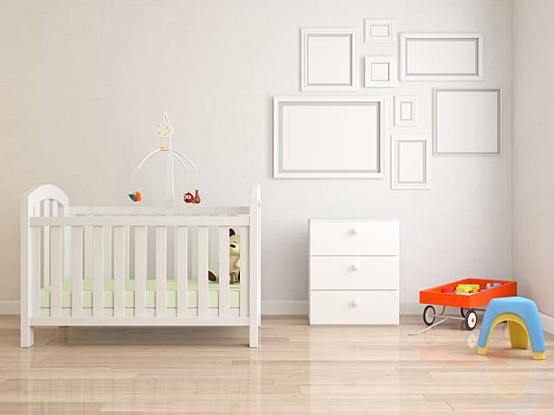 Baby-Zimmer – Foto