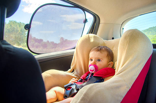 baby seat car curtains – Foto