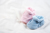 istock Baby shoes 92947409