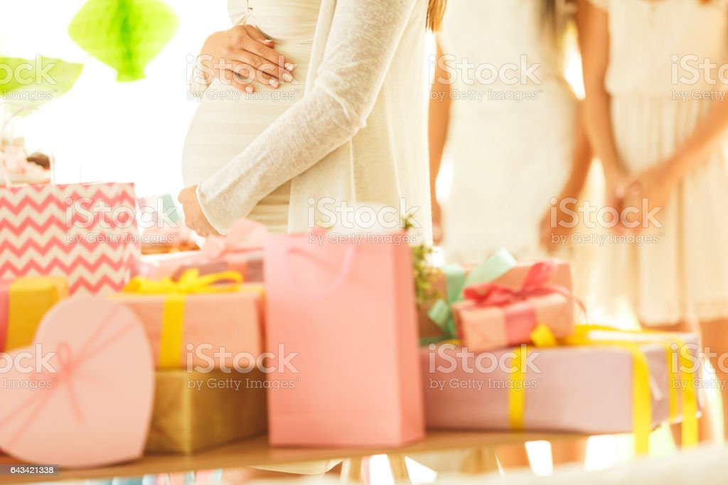 Baby shower  - foto stock