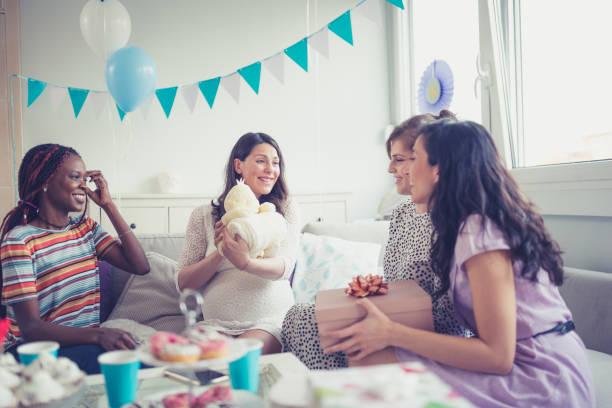 Baby-Duschen Party – Foto