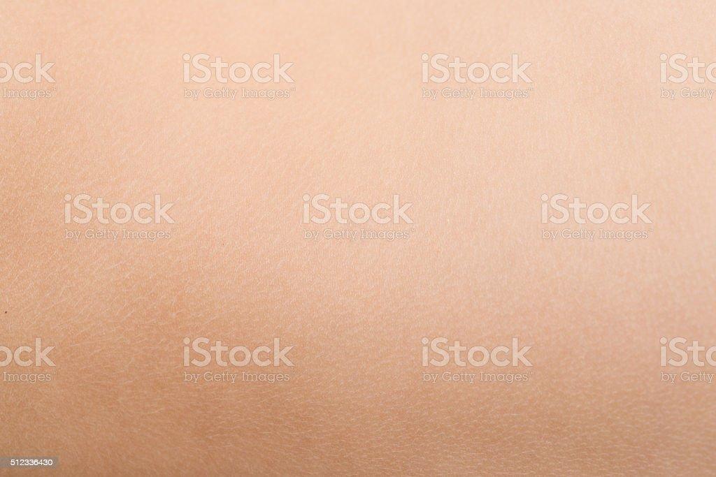 baby skin stock photo
