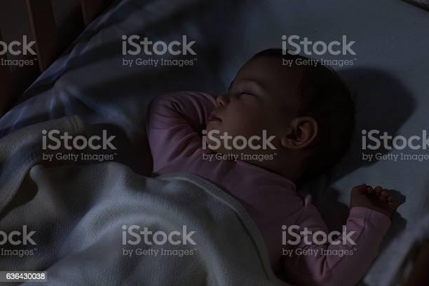 Baby sleeping on the bed picture id636430038?b=1&k=6&m=636430038&s=612x612&h=zxzaqbwbum23nwszyeoatsnpuqklenkaj4rg3foyd2a=