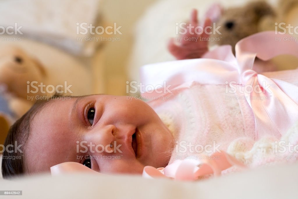 baby smile royalty-free stock photo