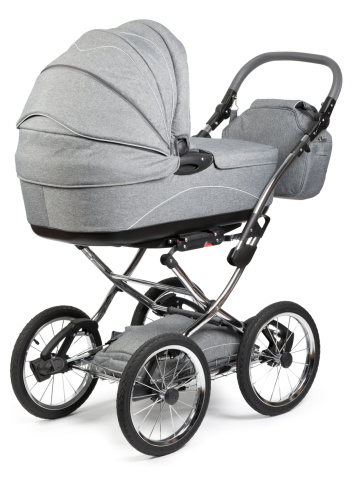 Baby Stroller Stock Photo - Download Image Now