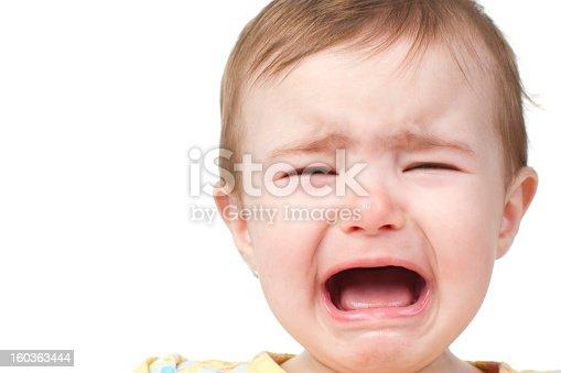 Crying Baby Stockfoto und mehr Bilder von Anfang