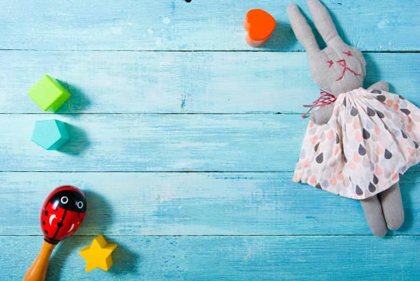 Baby-Spielzeug-Rahmen – Foto