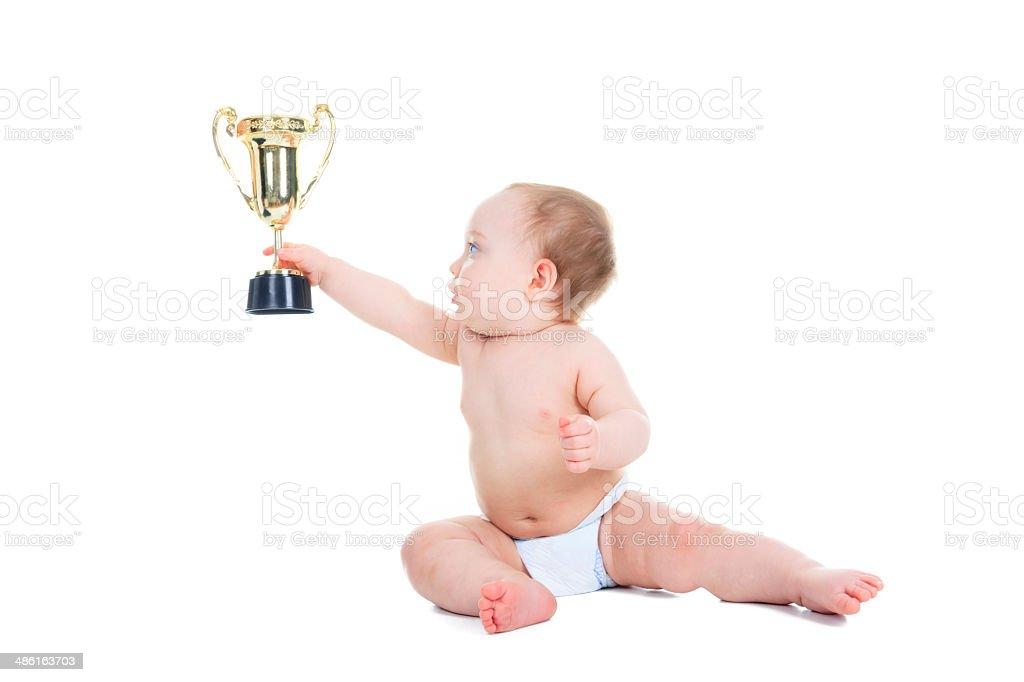 Baby-Trophy – Foto