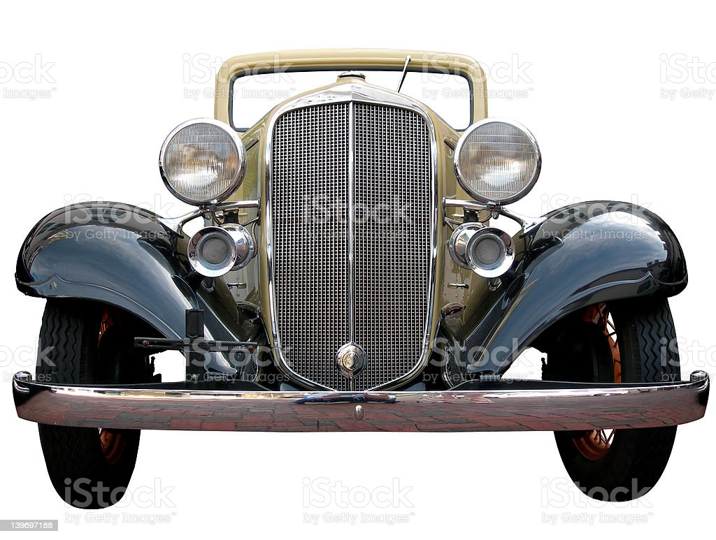 Baby, You Can Drive My Car royalty-free stock photo
