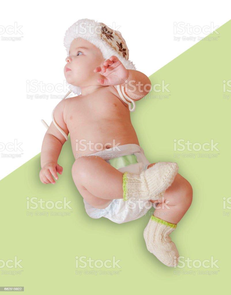 Babyface Lizenzfreies stock-foto