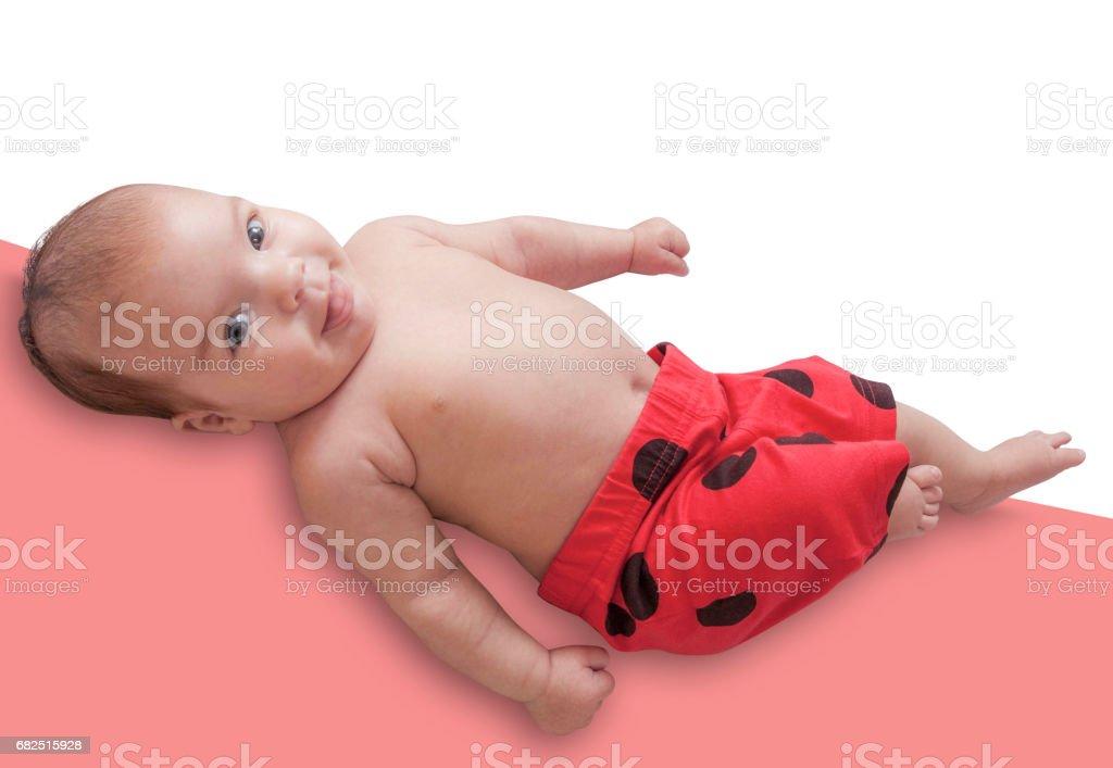 Babyface royalty-free stock photo