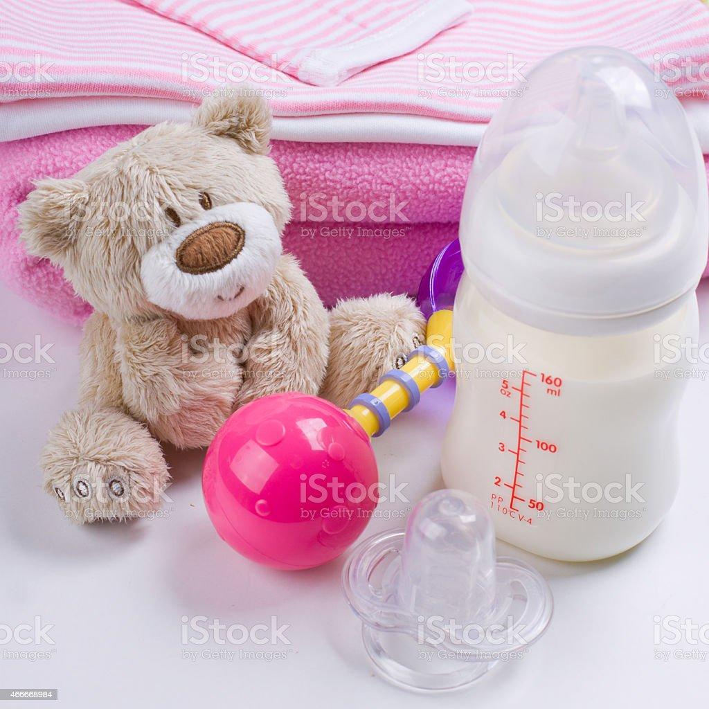 Baby's belongings foto