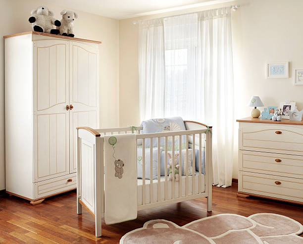Baby's Zimmer – Foto