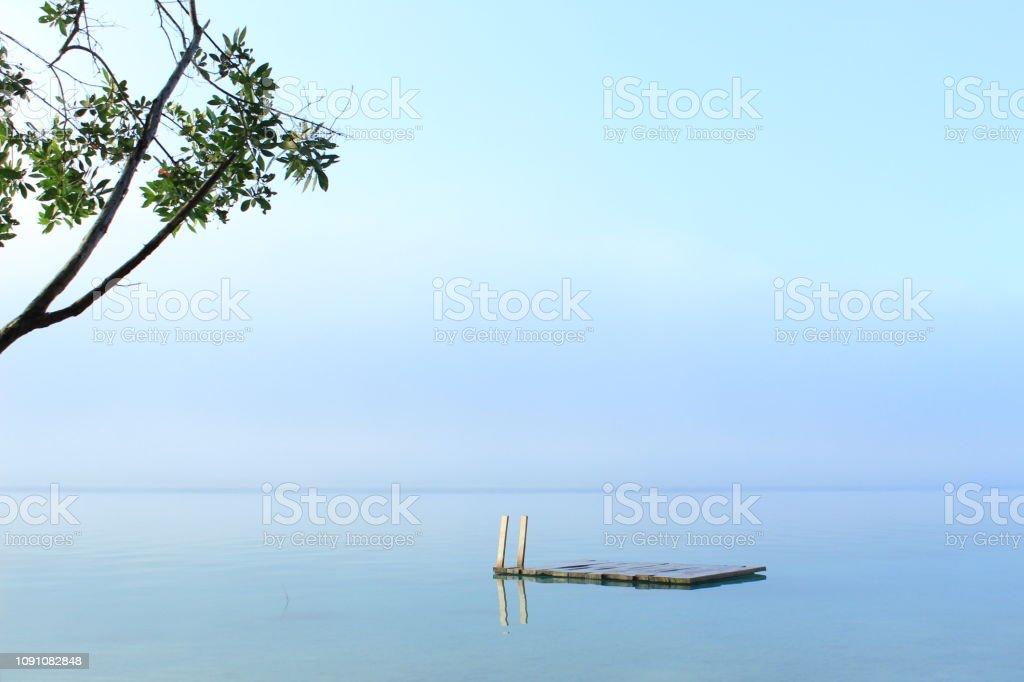 Bacalar, Quintana Roo - foto de stock