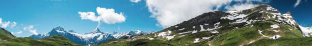 Bachalpsee-Erster Grindelwald Schweiz – Foto