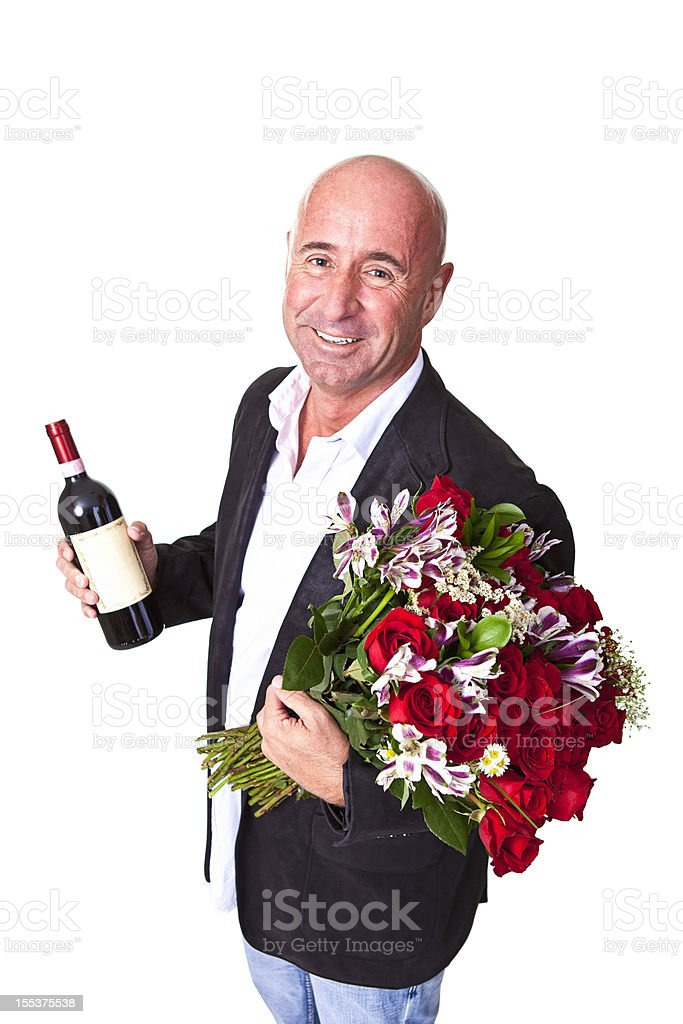 Bachelor royalty-free stock photo