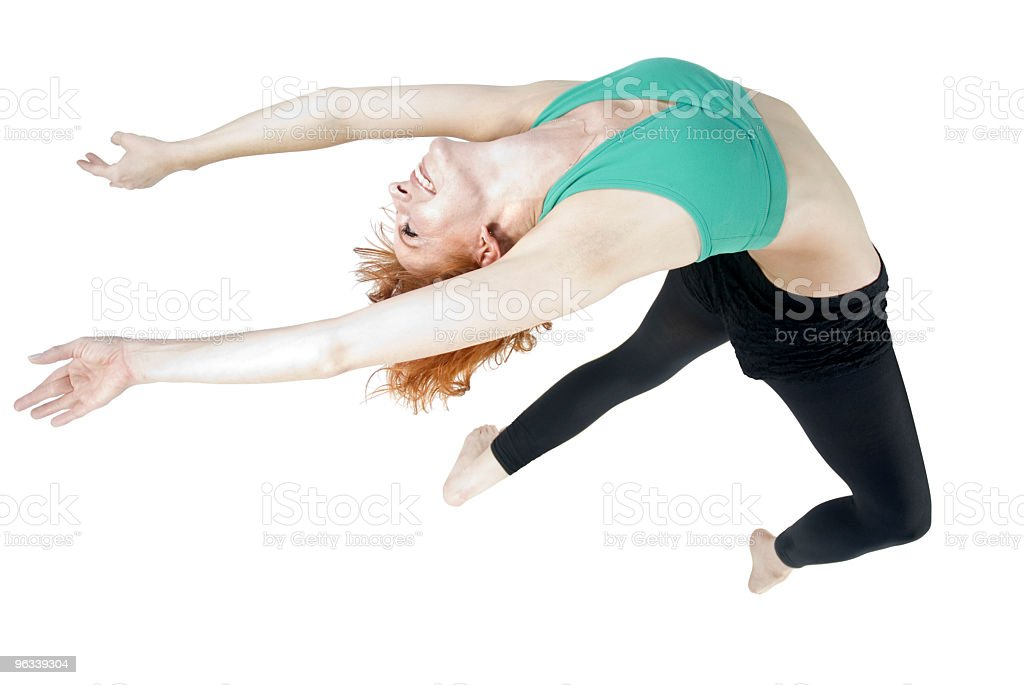 Back Arch royalty-free stock photo