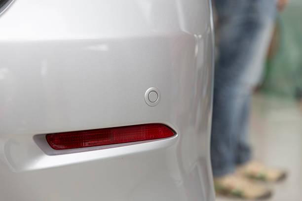 Rücken-sensor für Sicherheit Parken – Foto