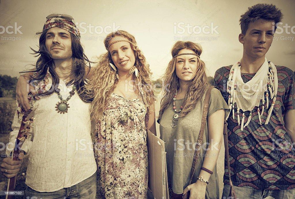 Dans les ann es 70 hippies go wild photos et plus d - Hippie annee 70 ...