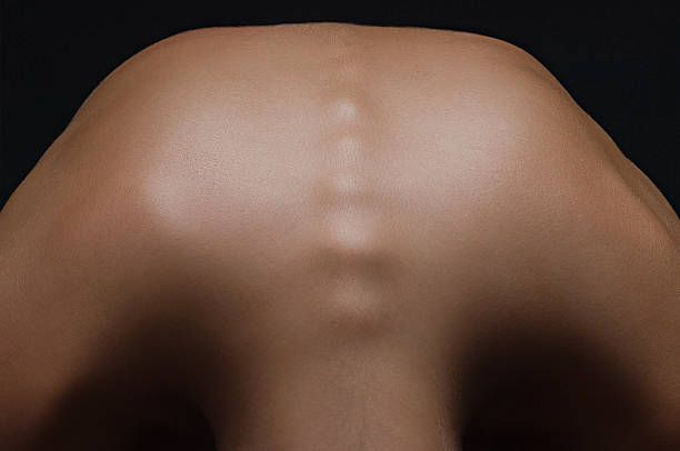 Over nude bent Bent over
