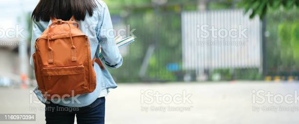 Back of university student with backpack while going to college by picture id1160970394?b=1&k=6&m=1160970394&s=612x612&h=rwmaahlu6 utzksqe dchhxbmdbkyxejh49rfegymbs=