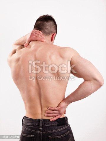 istock Back pain 165126625