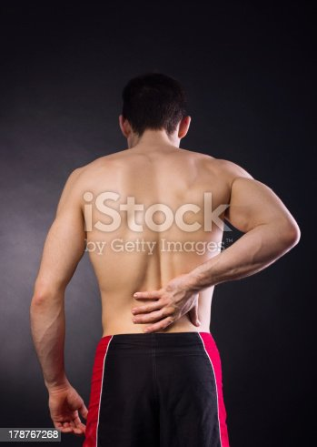 975681354 istock photo Back pain 178767268