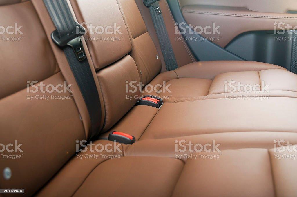 Rücken Sitzplätzen – Foto