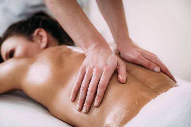 Rücken Sport Massage Therapie – Foto