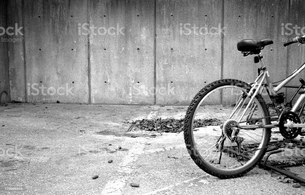 Back Tire royalty-free stock photo