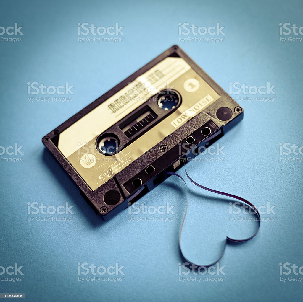 Back to 80's royalty-free stock photo