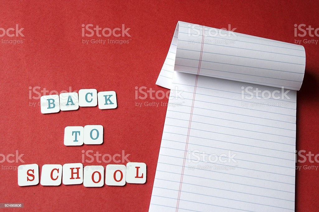 Back To School 7 royalty-free stock photo