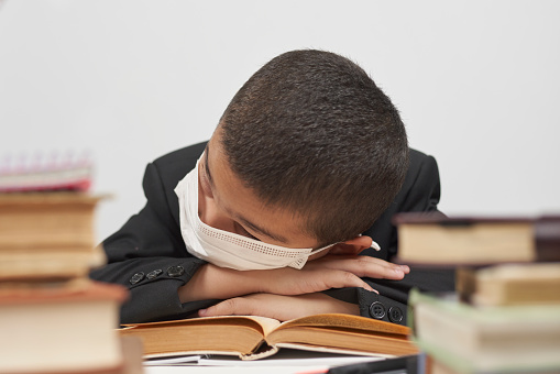 istock Back to school after covid-19 pandemic 1255940270