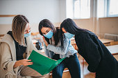 istock Back to school after the pandemic 1253970975