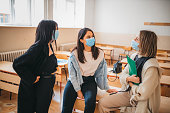 istock Back to school after the pandemic 1253971059