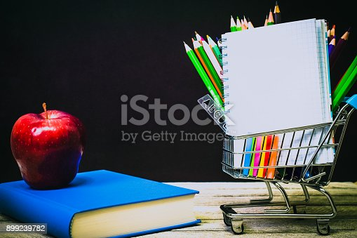 istock Back to School and Education concept. 899239782