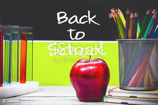 istock Back to School and Education concept. 971685868