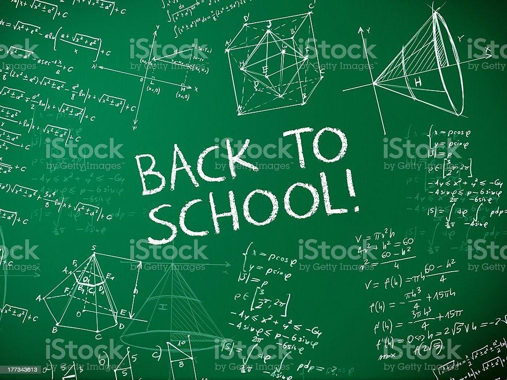 Powrót do szkoły Tablica – zdjęcie
