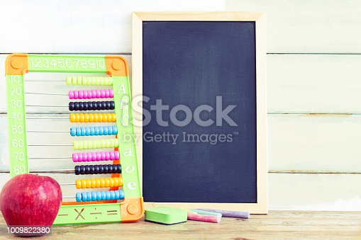 istock Back to school composition 1009822380