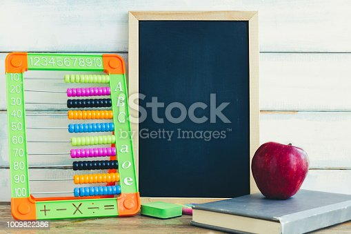 istock Back to school composition 1009822386